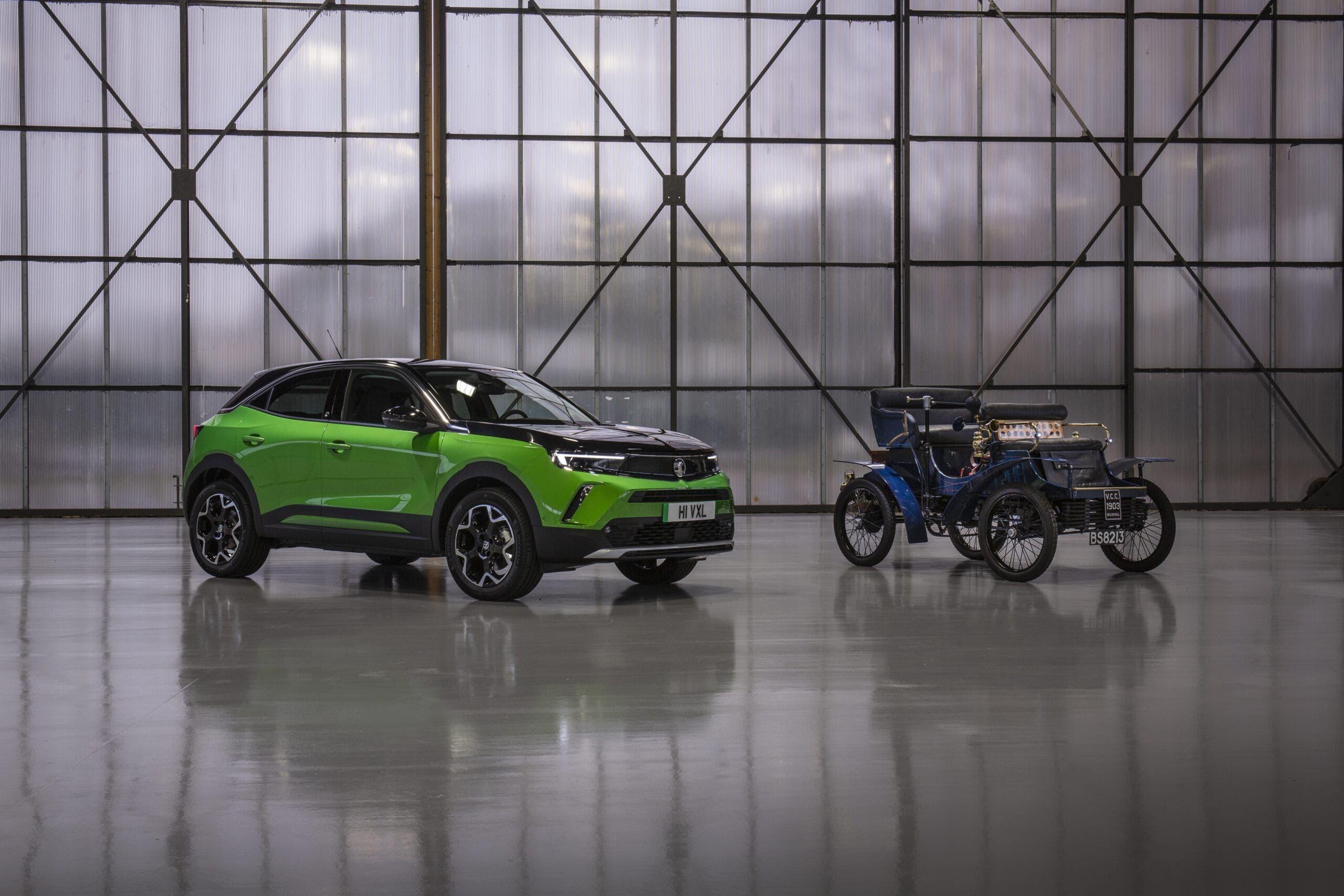 Nuovo Opel Mokka-e Vauxhall