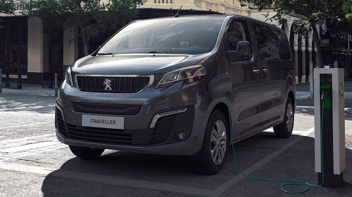Nuovo Peugeot e-Traveller Regno Unito