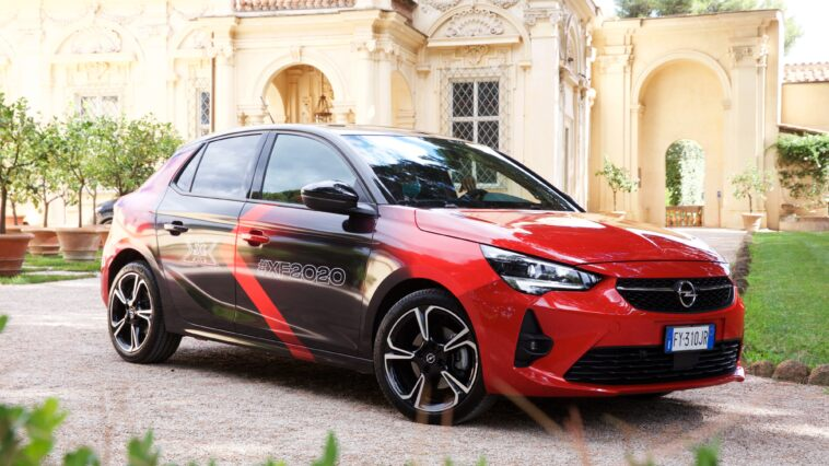 Opel Corsa-e X Factor 2020