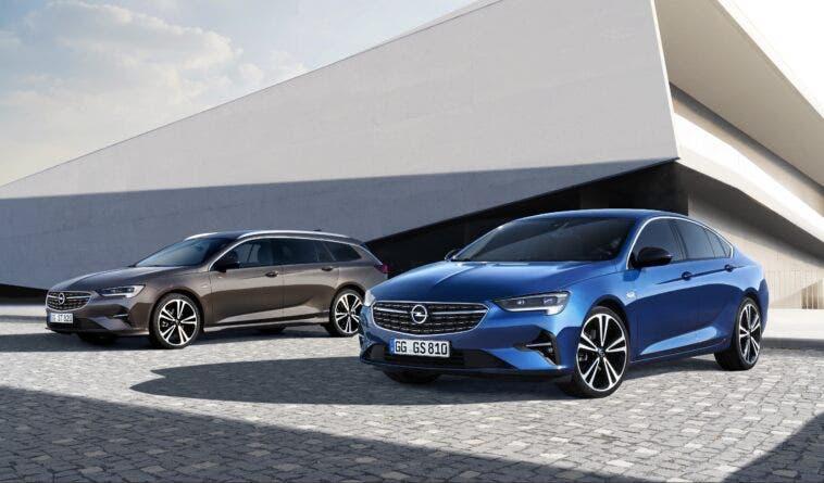 Opel Insignia nuovi motori