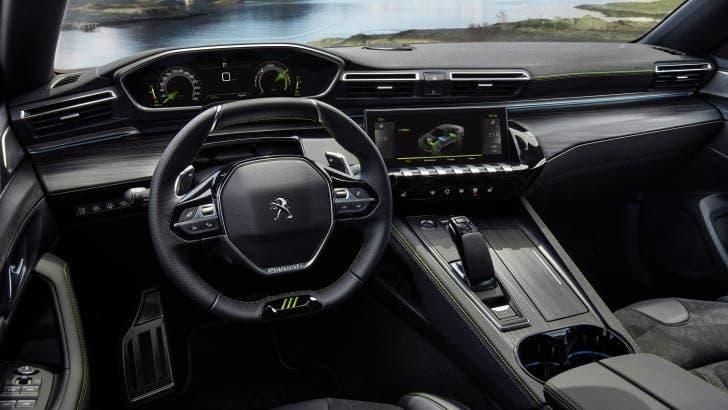 Peugeot 508 PSE Australia