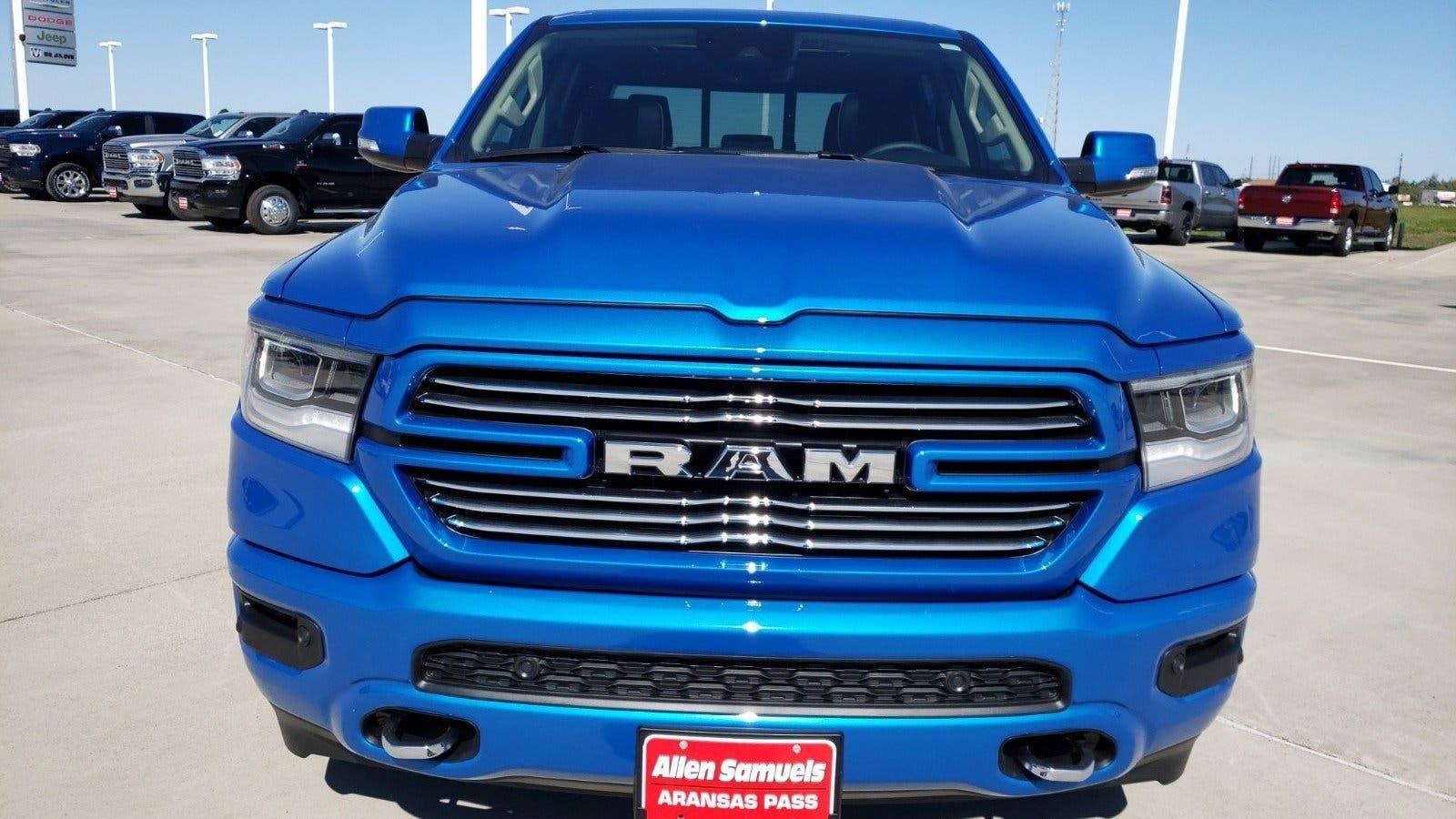 Ram 1500 Laramie Southwest Edition 2021