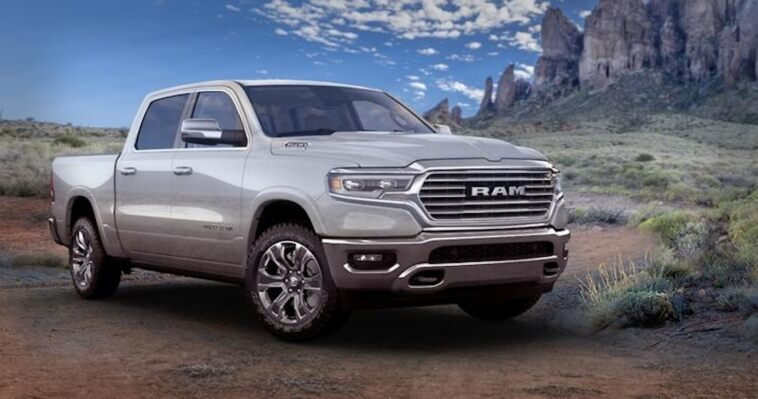 Ram 1500 Longhorn 10th Anniversary Edition 2021 Messico