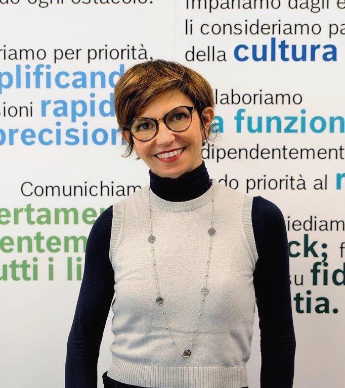 Sabrina Castellan Bosch Group Italy