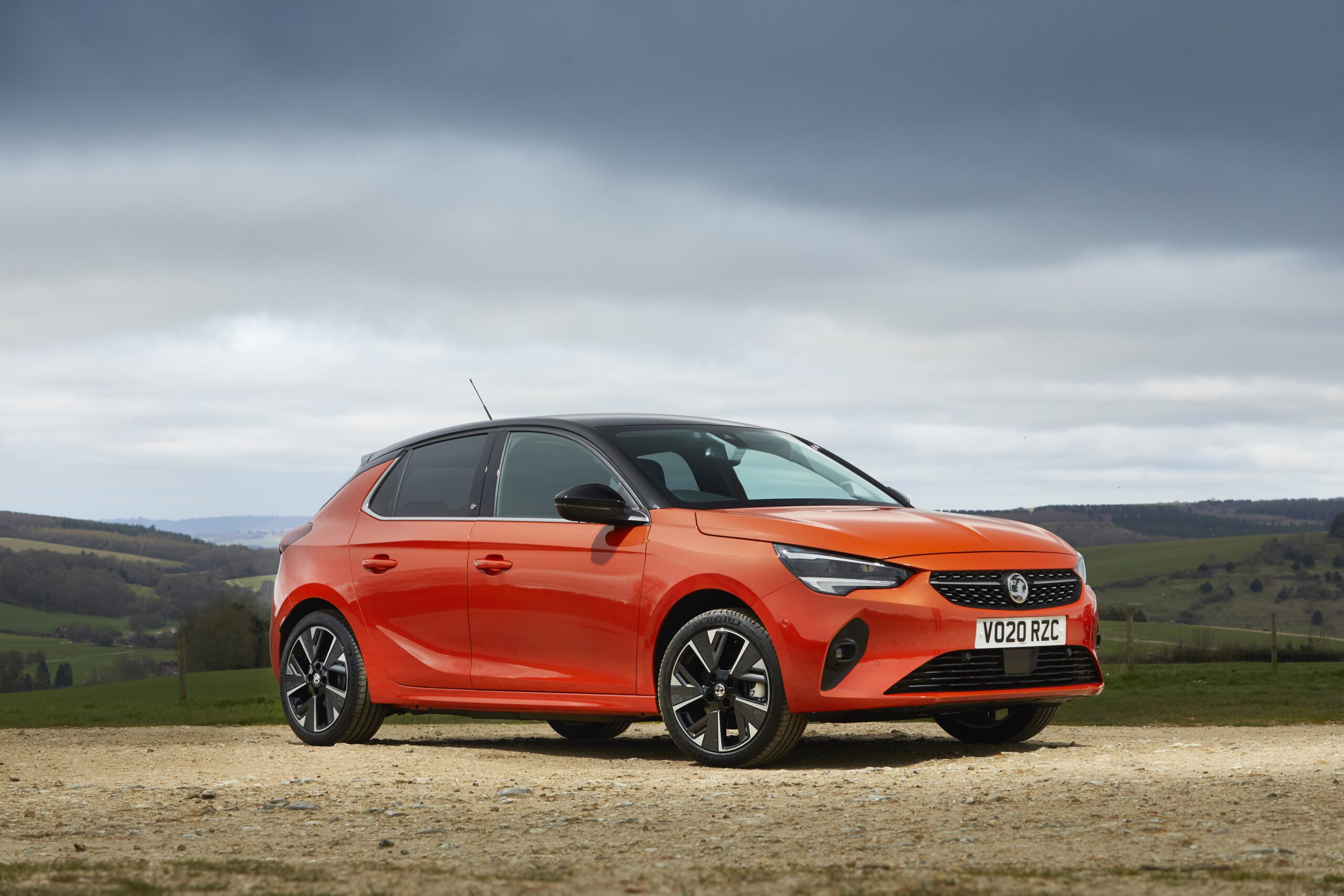 Vauxhall Opel Corsa-e