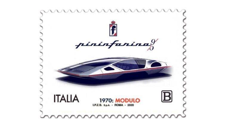 Pininfarina Francobollo