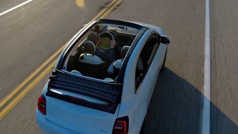 Leonardo Di Caprio Fiat 500