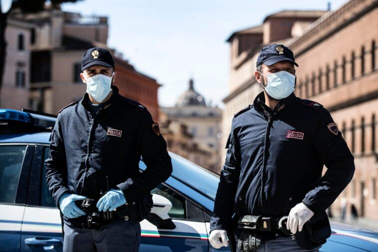 polizia-coronavirus