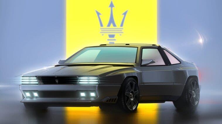 Maserati Project Rekall