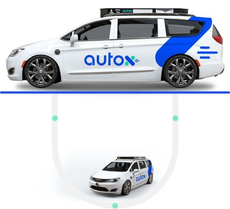 Autox - Chrysler Pacifica