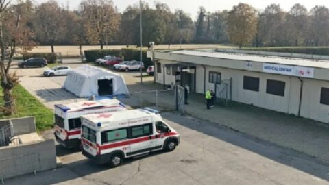 Check Point COVID Monza