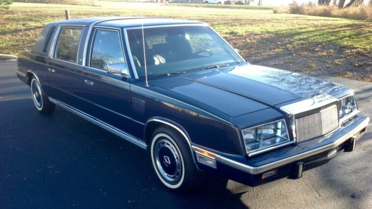 Chrysler Executive Limousine 1984