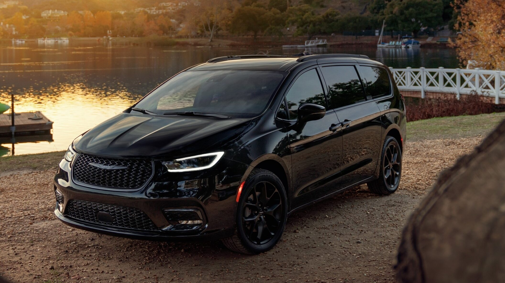 Chrysler Pacifica Limited 2021