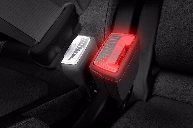 Cintura di sicurezza illuminata