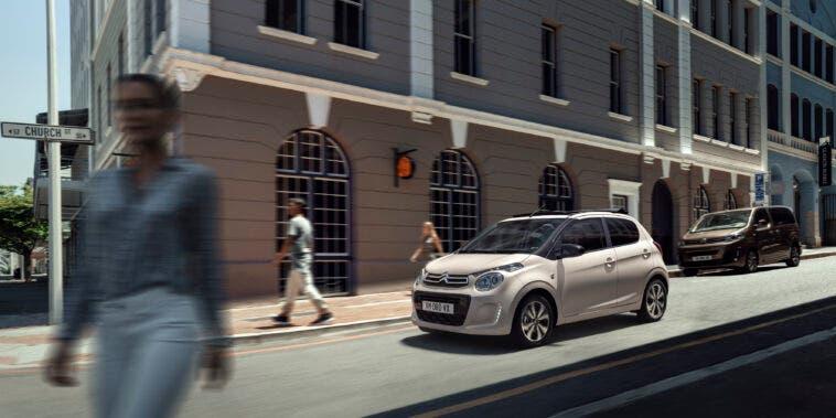 Citroën C1 neopatentati