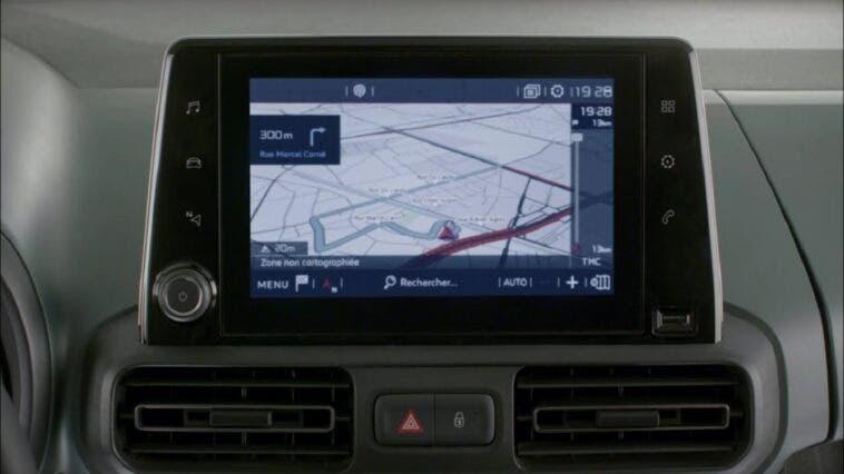 Citroen Connect NAV