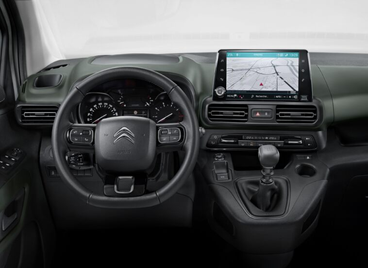 Citroën Connect Nav