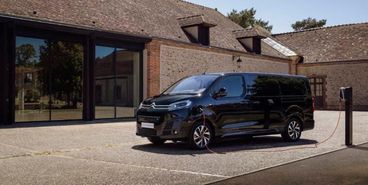 Citroën cavo 22 kW di serie