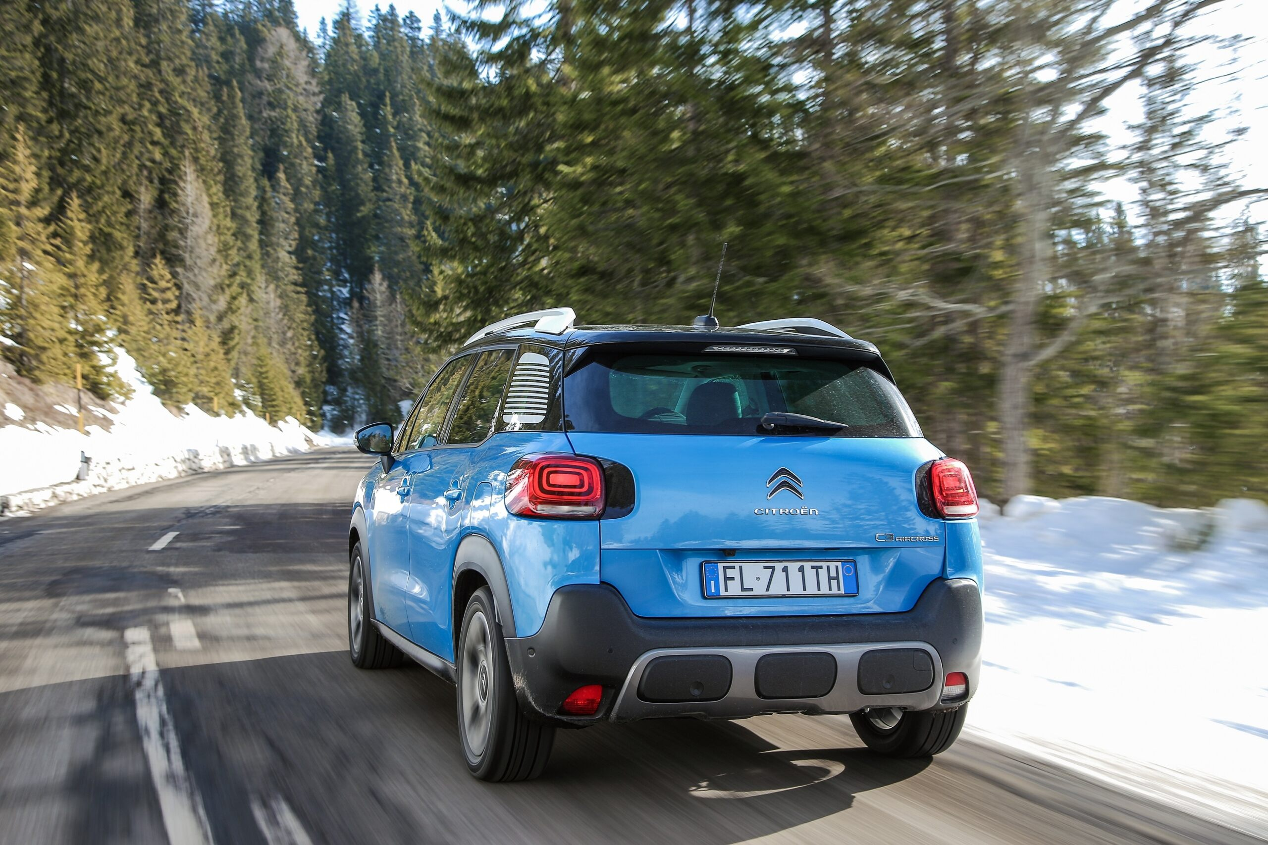 Citroën sconti inverno