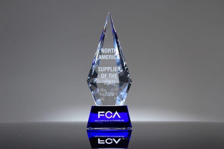 Continental FCA Fornitore dell'Anno 2020