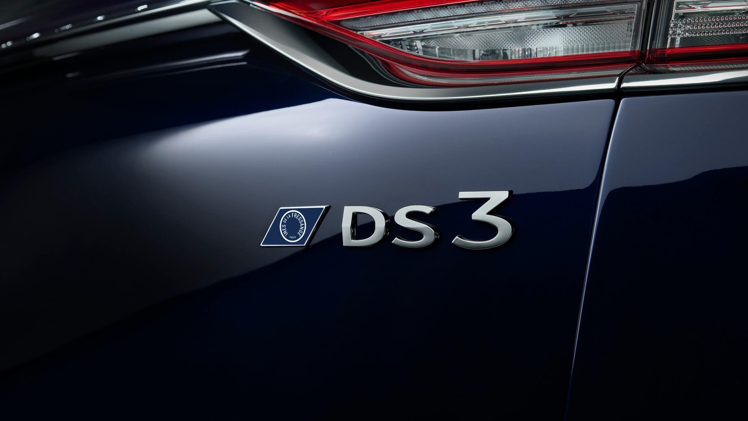 DS 3 Crossback Inès de la Fressange Germania