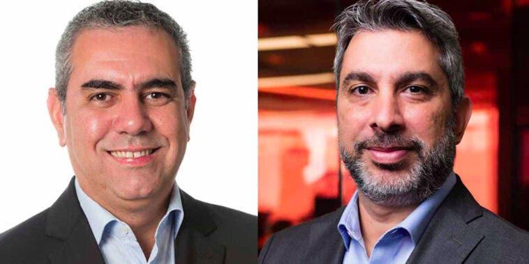 Dercyde Gomes e Edgard Alexandrino Citroën