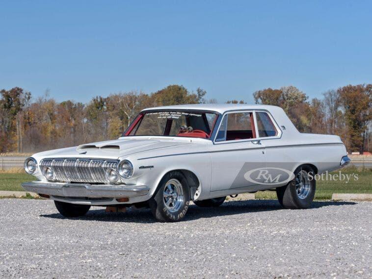 Dodge 330 Max Wedge Lightweight 1963 asta