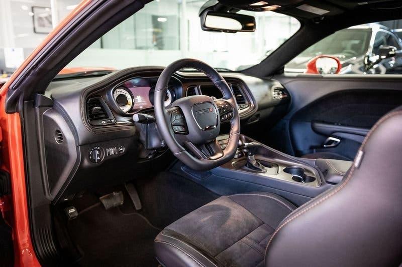 Dodge Challenger 50th Anniversary Edition Italia