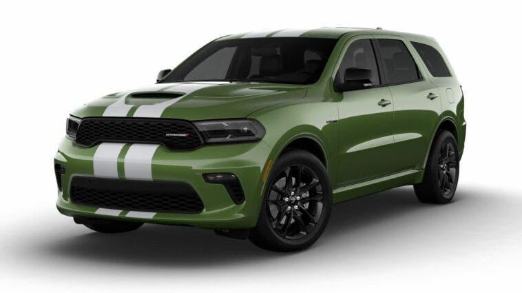 Dodge Durango 2021 configuratore