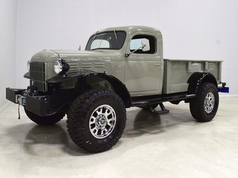 Dodge Ram 3500 Power Wagon