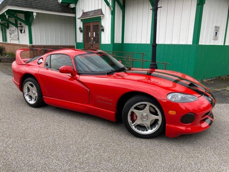 Dodge Viper GTS 1997 Hennessey asta