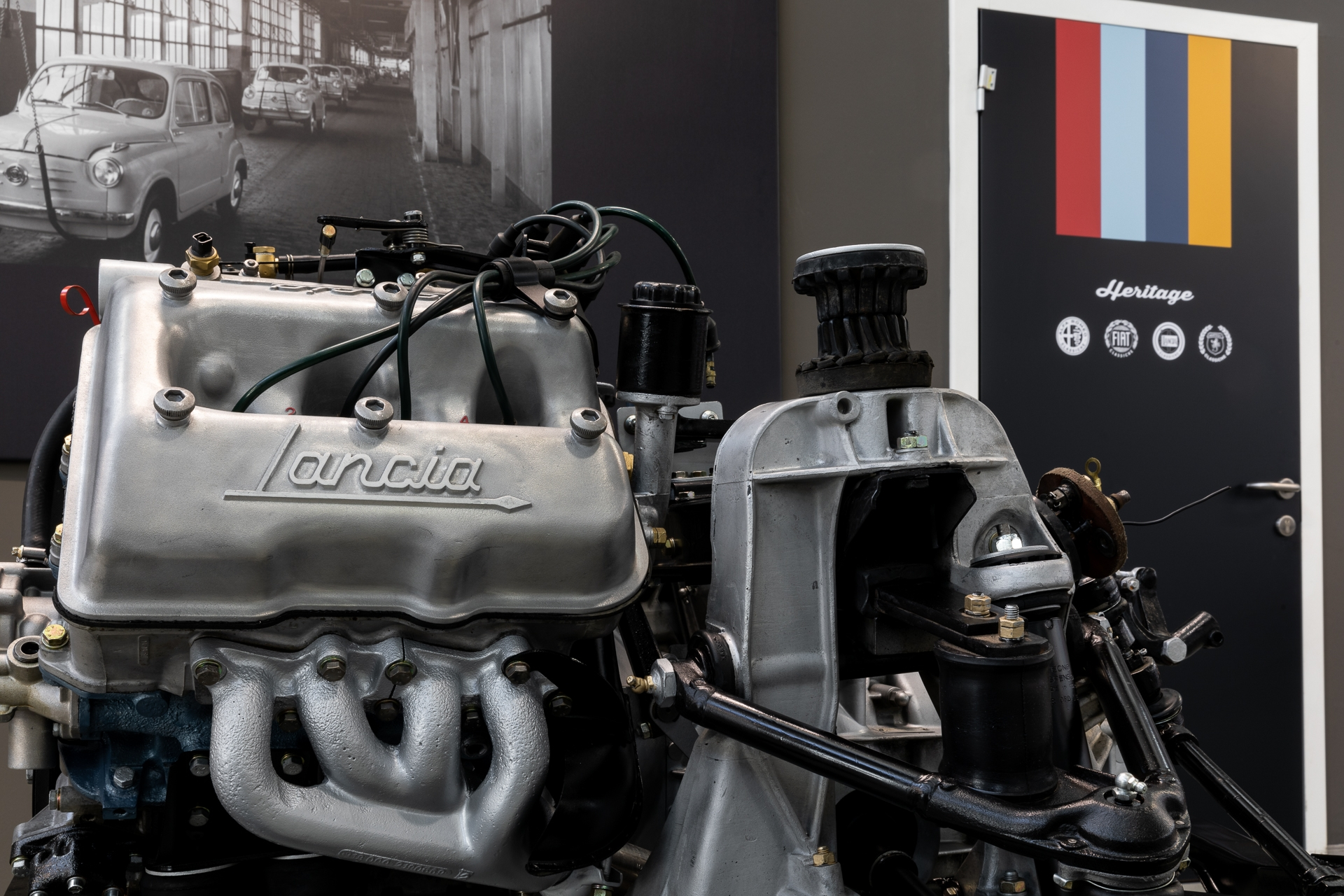 FCA Heritage Officine Classiche restyling