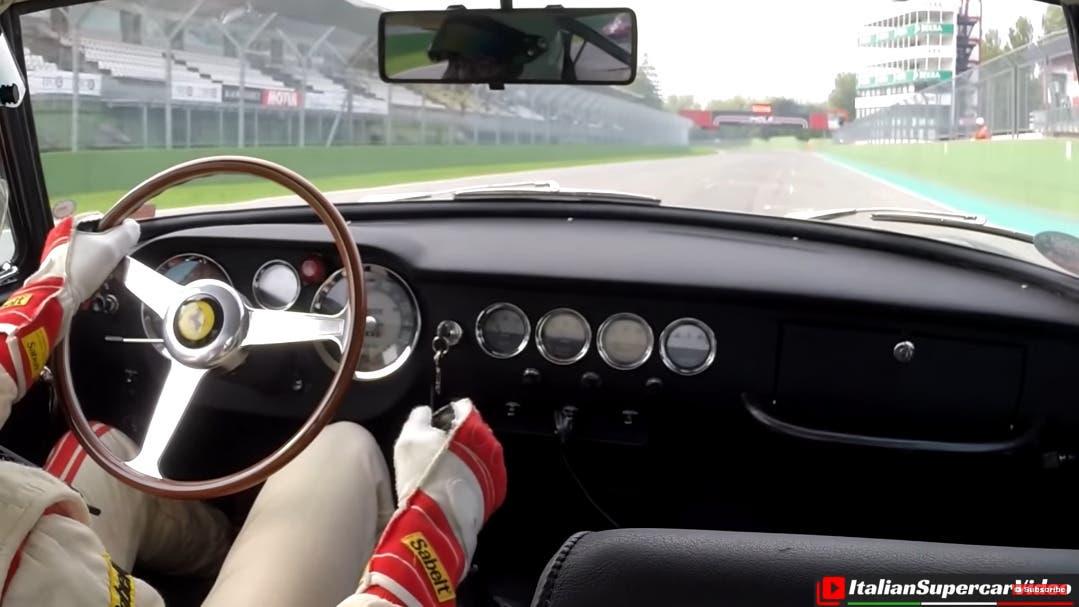 Ferrari 250 GT SWB 1961 pista