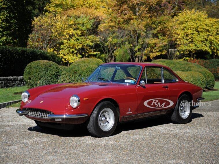 Ferrari 365 GTC 1969 asta