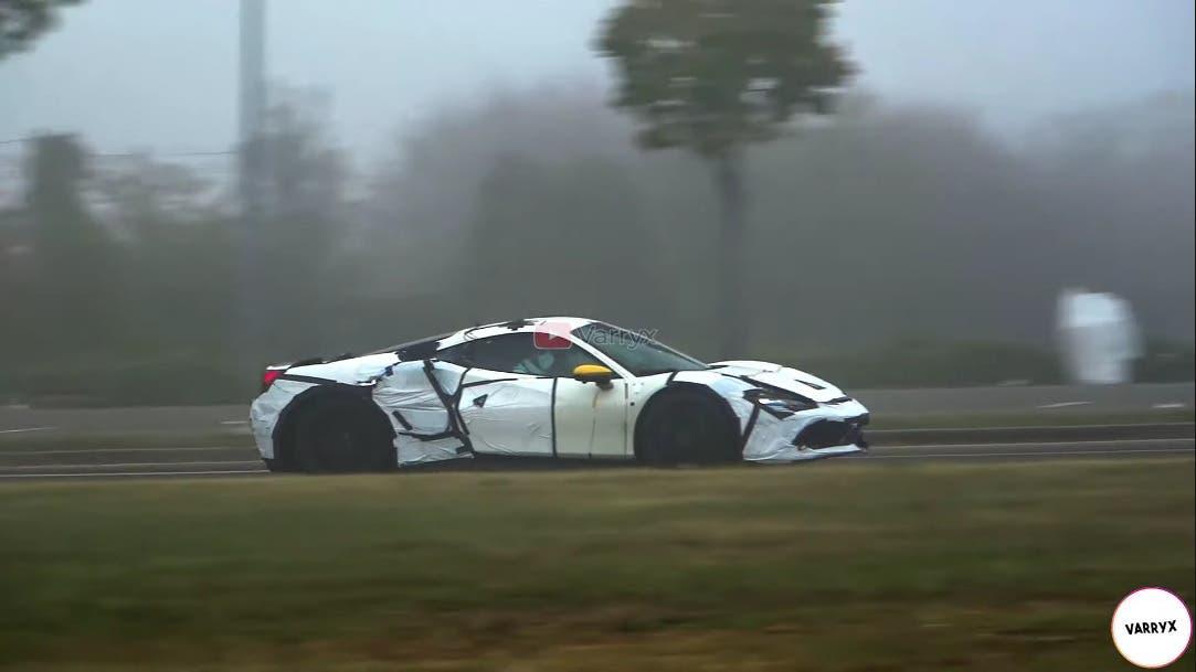 Ferrari 488 V12 V6 ibrido prototipi
