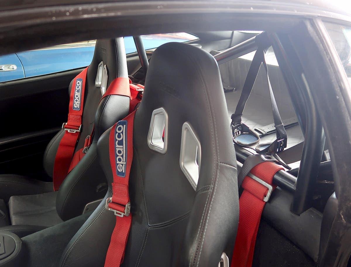 Ferrari 550 Maranello Eddie Van Halen asta
