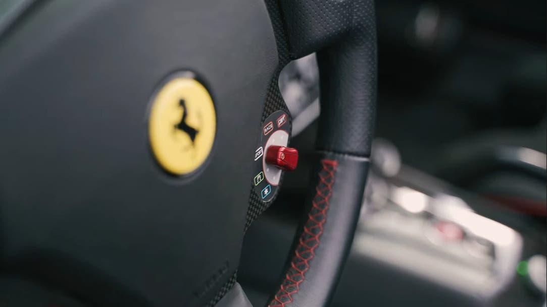 Ferrari 599 SA Aperta Novitec