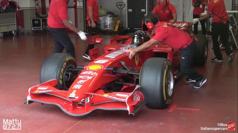 Ferrari F2007 Circuito Mugello