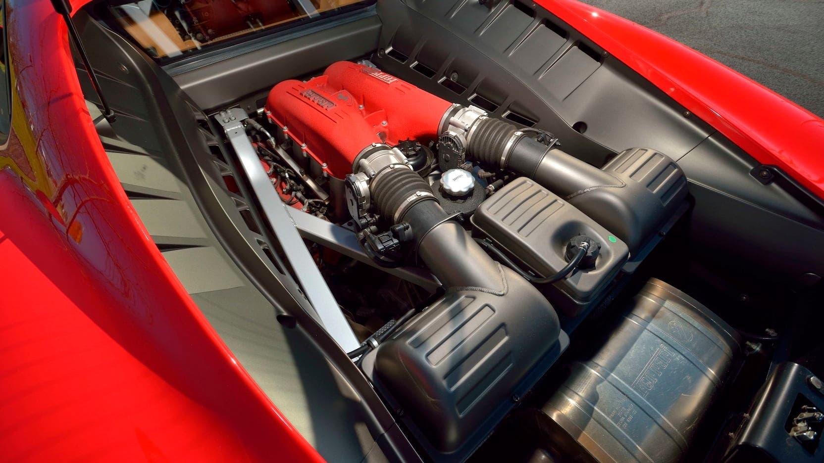Ferrari F430 Donald Trump asta