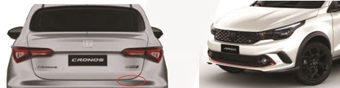 Fiat Cronos 2021 S-Design