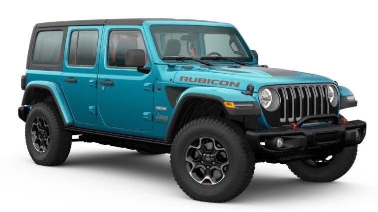 Jeep Wrangler Rubicon Recon 2020 Australia