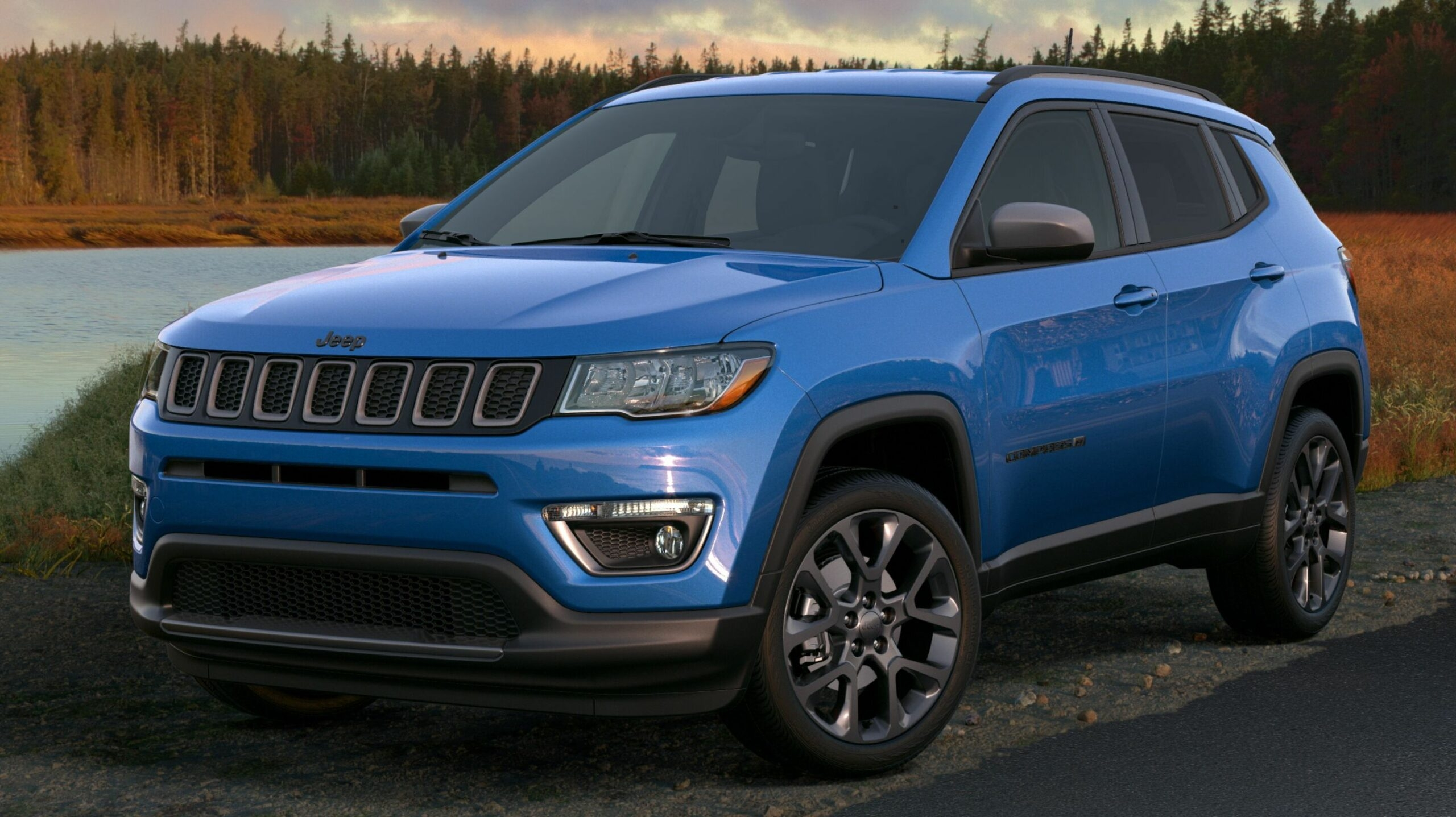Jeep Compass 80th Anniversary Edition