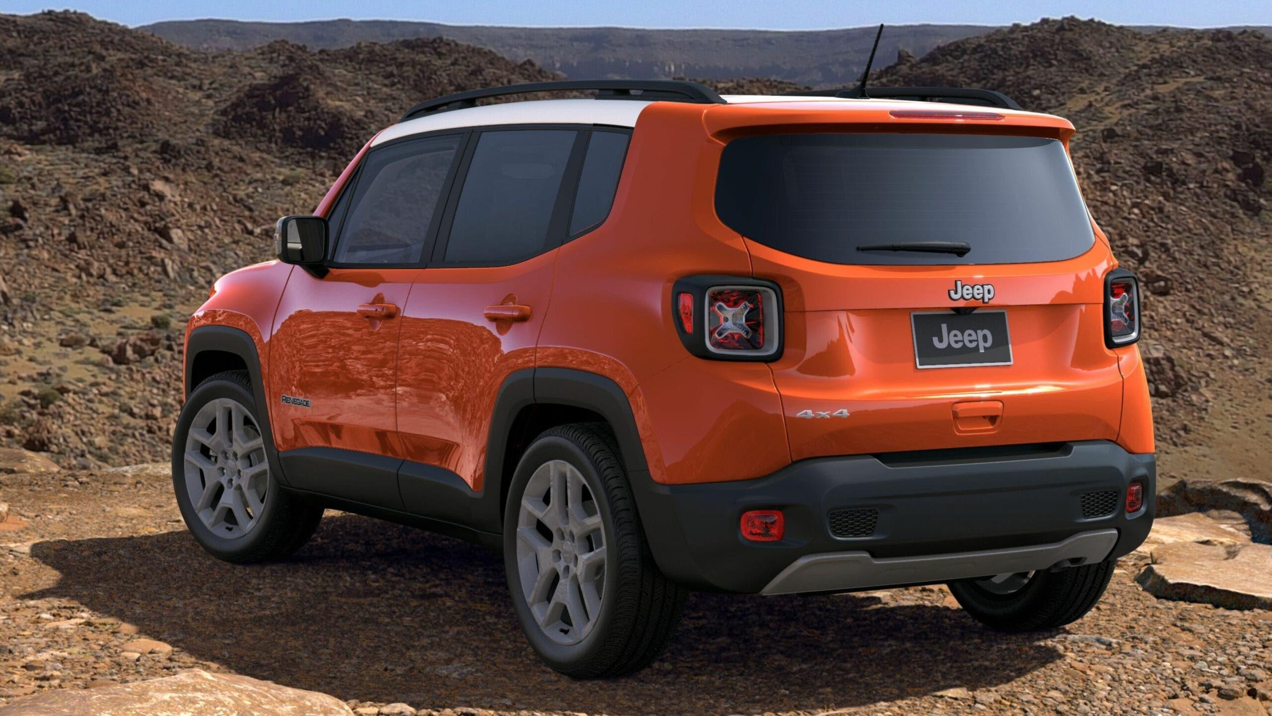 Jeep Renegade Islander 2021