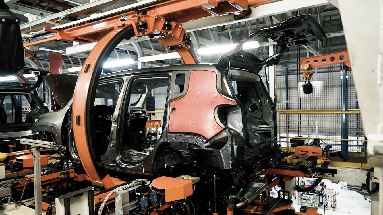 Jeep Renegade produzione Brasile