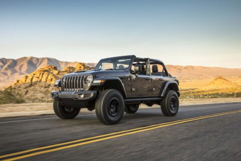 Jeep Wrangler Rubicon 392 2021