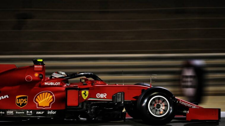 Ferrari Bahrain