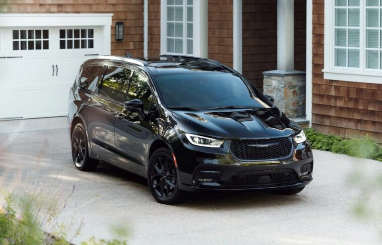 Nuova Chrysler Pacifica