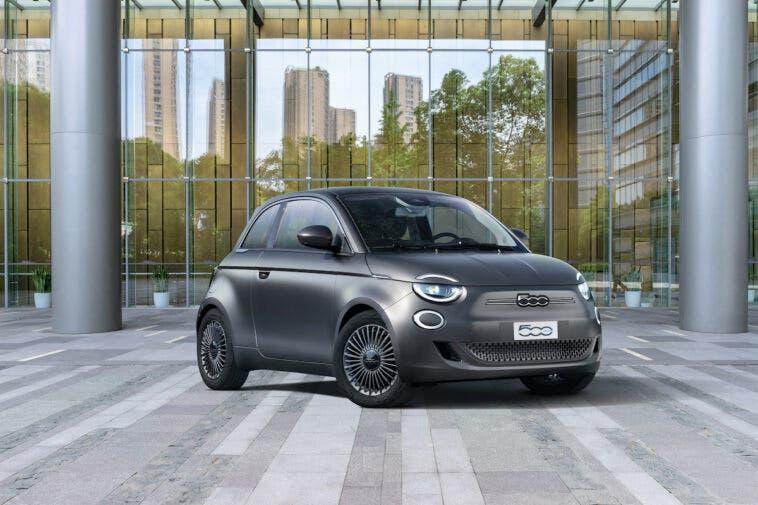 Nuova Fiat 500 Elettrica Miglior Design 2020