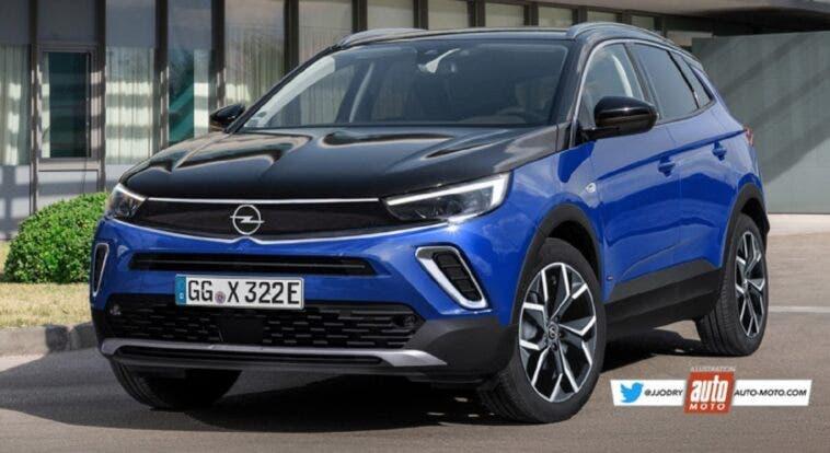 Nuova Opel GrandLand