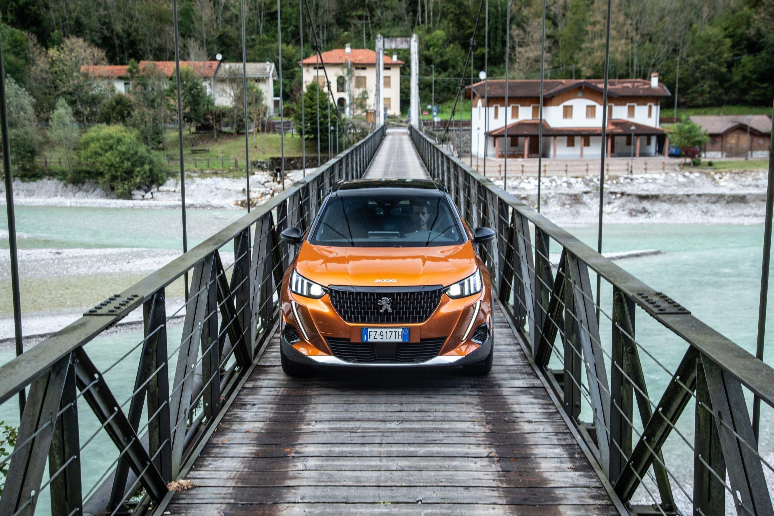 Nuova Peugeot 2008 Dolomiti Friulane